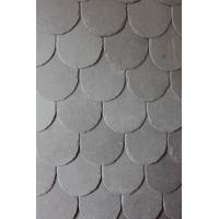 Wholesale MK Grey Slate Roof Tiles Natural Stone Roofing Slate Tiles 400x250 500x250mm from china suppliers
