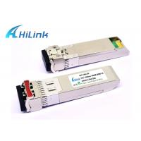 Wholesale Mikrotik 10G 1550nm 40Km DDM SFP+ Transceiver Module ER Duplex LC Connector from china suppliers