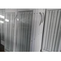 Quality Turbo Fan Commercial Auto Paint Spray Booth High Efficiency For Body Shop for sale