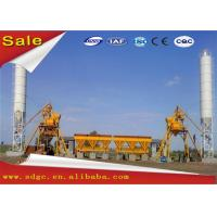 Buy cheap Stationary Ready Mixed Concrete Batching Plant CE Concrete Batching Equipment from wholesalers
