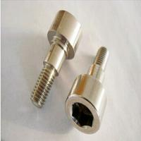 Wholesale TC4 titanium alloy bolt / nut  Bathyscaphs special from china suppliers