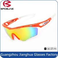 Wholesale Different Color Outdoor Sports Sunglasses PC Sports Sunglasse Womens For Outside from china suppliers