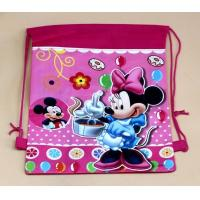 Wholesale colorfull Cartoon Drawstring,waterproof camping, 4C prints gifts Backpack School Bag from china suppliers