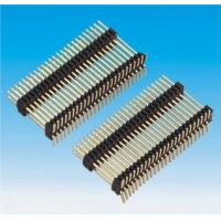 Wholesale Respirators SMD Male Pin Header Connector Two Layer Dual Rows 1.0MM Pitch from china suppliers