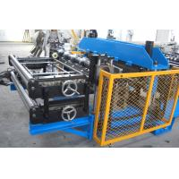 Buy cheap 19 Stations Double Layer Forming Machine with Passive / Hydraul Single or Double Uncoiler from wholesalers