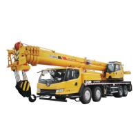 Wholesale 25 Ton Truck Mounted Mobile Crane , Weight Lifting Crane Max Lifting Height 42.15m from china suppliers