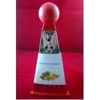Wholesale 3-sided chesse grater / zester from china suppliers