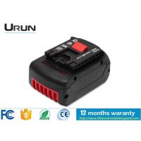 Wholesale High Capacity Li Ion Rechargeable Tool Batteries 18V 4000mAh For Bosch from china suppliers