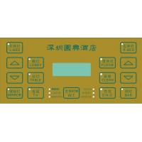 Wholesale Flexible Circuit Tactile Membrane Switch Overlay With 3M Adhesive Concave-convex from china suppliers