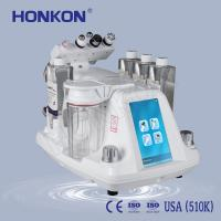 Wholesale Acne Removal Micro Oxygen Bubble Jet Peel Cleaning Machine With Ultrasonic Head RF from china suppliers