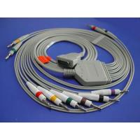 Wholesale OEM Medical ECG Cables & Lead wires , Patient Monitor Accessories from china suppliers