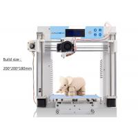 Wholesale Commercial Rapid Prototyping 3D Printer FDM Metal Frame Self - Assembly from china suppliers