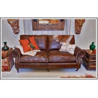 Wholesale leather office sofa set from china suppliers