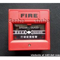 Quality 12/24VDC/220VAC Optional emergency fire break glass for sale