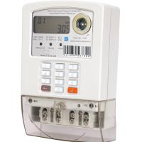 Wholesale Single Phase 5(60)A STS Prepaid Meters BS Installation Keypad kWh Meter High Accuracy from china suppliers