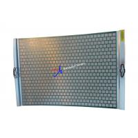 Wholesale Hookstrip Flat Oil Vibrating Shale Shaker Screen For 500 Series from china suppliers
