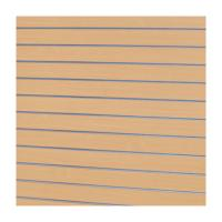 Wholesale Slatwall Accessories Wood Slatwall from china suppliers