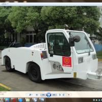 Wholesale High Power Airplane Tow Tractor 160 Mm Ground Clearance Manually Controlled from china suppliers