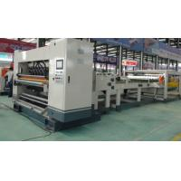 Wholesale High Speed 2 Layer Paperboard Corrugated Box Machine Production Line 150m/min from china suppliers