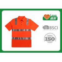 Wholesale Orange Polo Outdoor Research T Shirt Reflective / High Visibility T Shirts from china suppliers