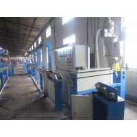 Wholesale PLC Horizontal High Speed Cable Extrusion Machine Non Axis Magnetic Power Tension Pay Off Type from china suppliers
