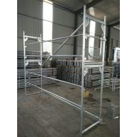 Wholesale ALuminum And Steel Stalowa Baumann Mostostal  System 0.73*2m H Frame Scaffold from china suppliers