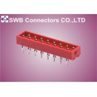 Wholesale Microwave / Refrigerator Board To Board 1.27 Mm Pitch Connector Crimp Style from china suppliers