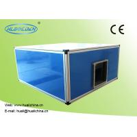Wholesale Chilled Or Hot Water Central Air Handling Units Low Noise Color Plate Industrial / Commercial from china suppliers