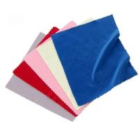 Wholesale microfiber eyewear lens cleaning cloths with colorful colors from china suppliers