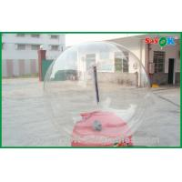 Wholesale PVC TPU Water Walking Ball Funny Inflatable Sports Games For Swimming Pool from china suppliers