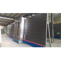 Wholesale 2500x3000mm Automatic Vertical Flat Glass Washer with Tliting Table from china suppliers