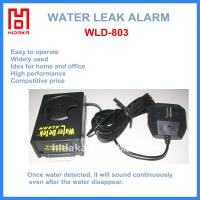 Wholesale free shipping 6V 90mAh Mini Size Simple Useful black Water Leak Sensor WLD-803 from china suppliers