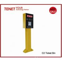 Wholesale Smart car park terminal for entrance or exit parking system , yellow green colors from china suppliers