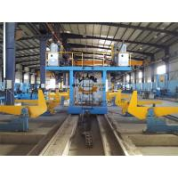 Wholesale Gantry H Beam Cutting Machine / Submerged ARC Welding Machine For H Beam from china suppliers