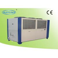 Wholesale High Cooling Capacity Air To Water Chiller Industrial Water Cooled Chiller from china suppliers