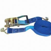 Wholesale Rachet tie down cargo lashing strap from china suppliers