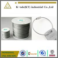 "Wholesale ISO9001 SGS factory direct sales 3/16"" X 50 Ft. Aircraft Grade stainless steel Wire cable from china suppliers"