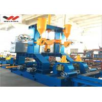 Wholesale Automatic h beam welding machine Mutifuctional Steel Welding Straightening Automatic Combined H Beam from china suppliers