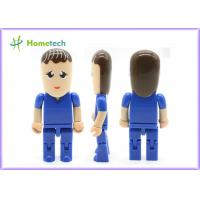 Buy cheap Doctor Nurse Usb Flash Drive , Cartoon Robot Medical Memory Stick Pendrive 32GB from wholesalers