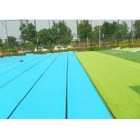 Quality Baseball Pitch Synthetic Grass Underlay Shock Pad Flame Retardant Outdoor for sale
