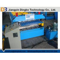 Buy cheap Corrugated Roll Forming Machine Forging Steel 18 Groups Rollers For Transportation from wholesalers