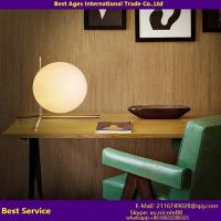 Quality Creative design of indoor lighting lamps in glass lamp shade Office for sale
