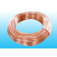 Wholesale Copper Coated Bundy Tube with Good Welding Performance 6mm X 0.7mm from china suppliers