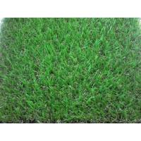 Wholesale 4 Color Home Artificial Grass 25mm Height With PE Monofilament Staight & Curly Yarn from china suppliers