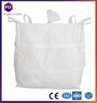 jumbo bag 1500kg 100 % polypropene FIBC bag with top filling spout for salt pp pe suger
