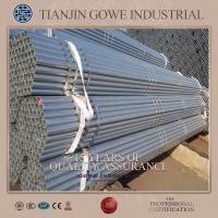 Wholesale Hot Dipped Galvanized Pipe 48.3 * 2.1 mm * 6m / 48.3 * 2.2 mm * 6m from china suppliers