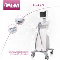 Quality High Intensity Focused Ultrasound Slimming Beauty Equipment For Face Lifting for sale
