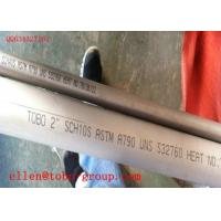 Wholesale 21.34mm Ferritic Stainless Steel Seamless Pipe A268 Bearing Machinning from china suppliers