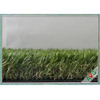 Wholesale Safety Surfacing Green Outdoor Artificial Grass For Children Playing SGS Approved from china suppliers