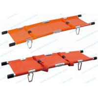 Wholesale Patients Emergency Rescue Stretcher Light Weighted Aluminum Alloy Framed from china suppliers